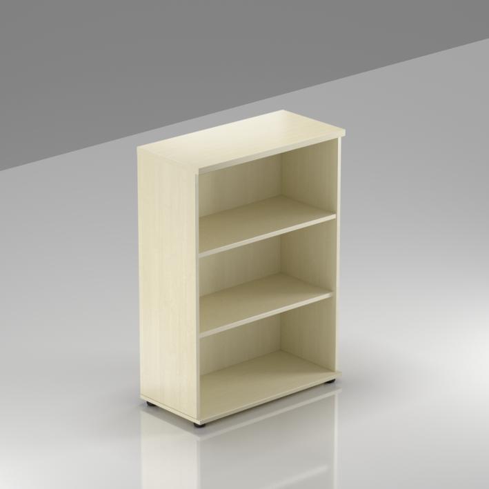 Kancelářský regál Komfort, 80x38,5x113 cm, bez dveří  - S380 12