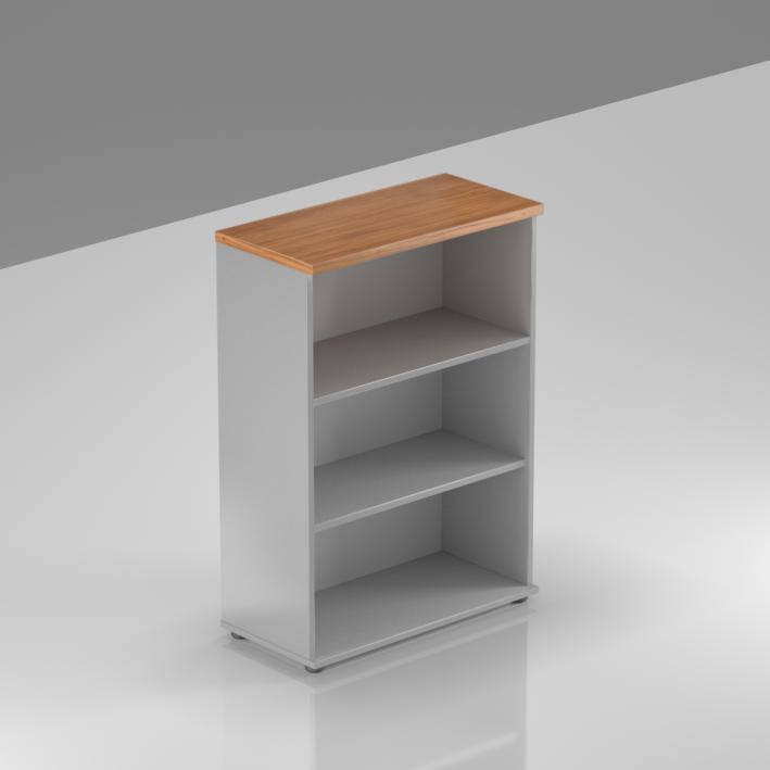 Kancelářský regál Komfort, 80x38,5x113 cm, bez dveří  - S380 19