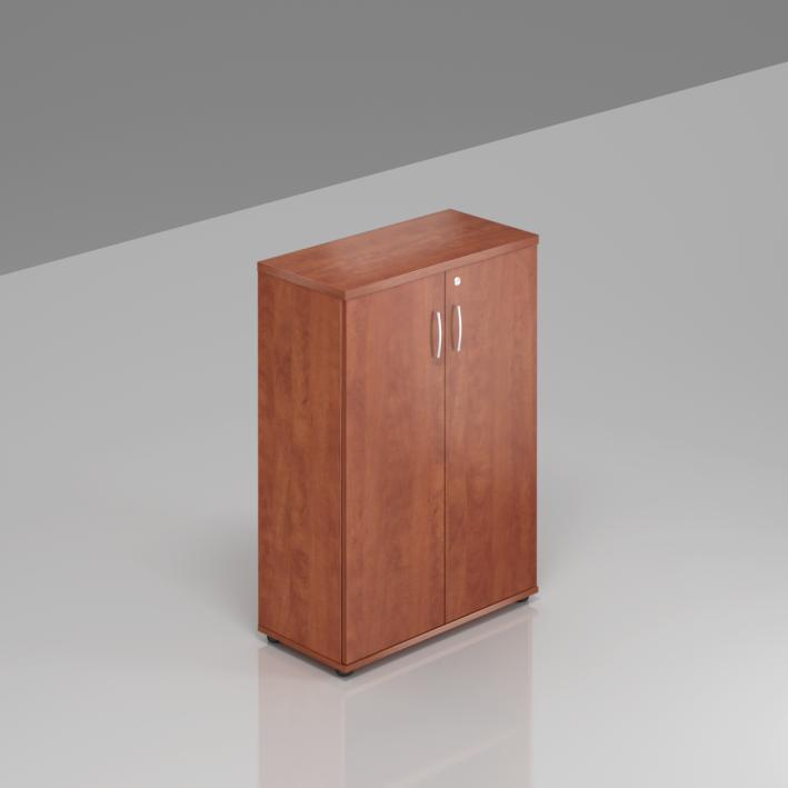 Kancelářská skříň Komfort, 80x38,5x113 cm, dveře 3/3  - S383 03