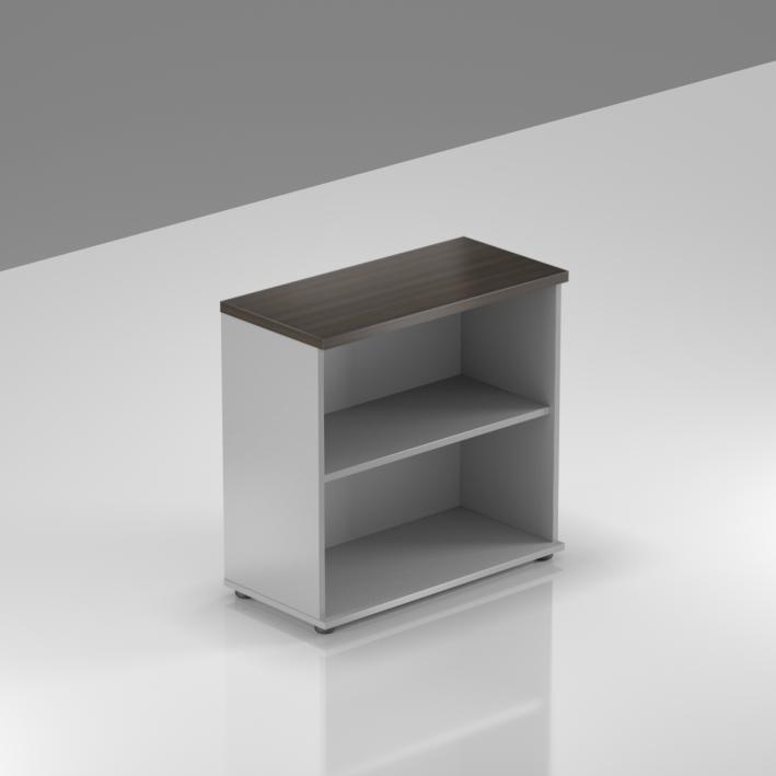 Kancelářský regál Komfort, 80x38,5x76 cm, bez dveří  - SB280 07