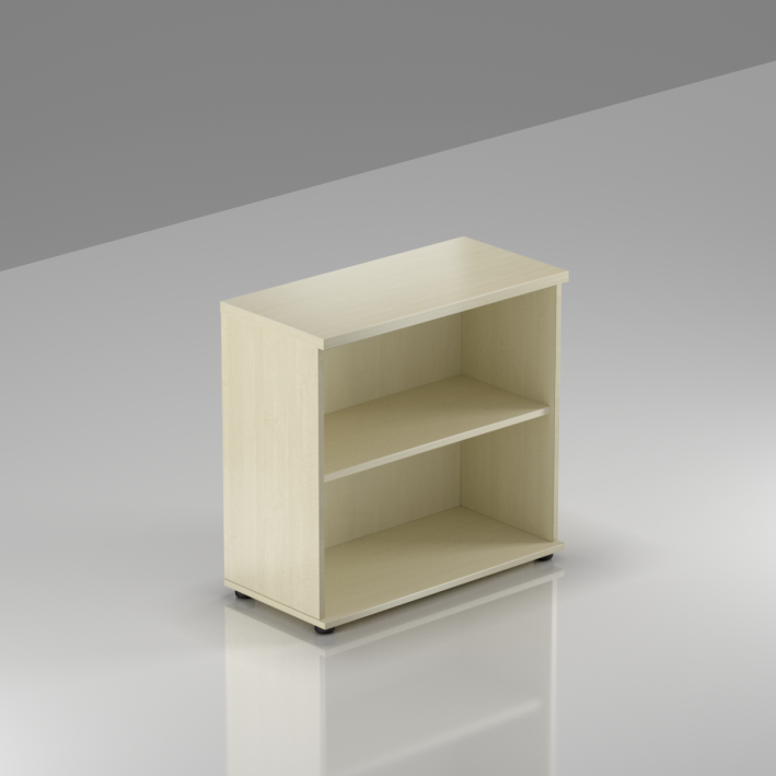Kancelářský regál Komfort, 80x38,5x76 cm, bez dveří  - SB280 12