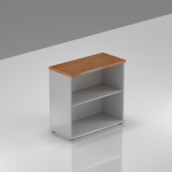 Kancelářský regál Komfort, 80x38,5x76 cm, bez dveří  - SB280 19