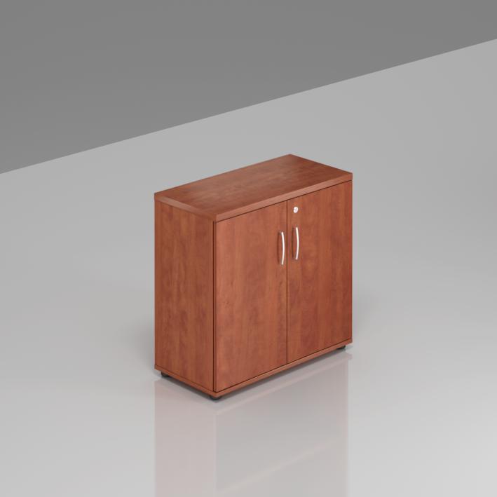Kancelářský regál Komfort, 80x38,5x76 cm, dveře 2/2  - SB282 03