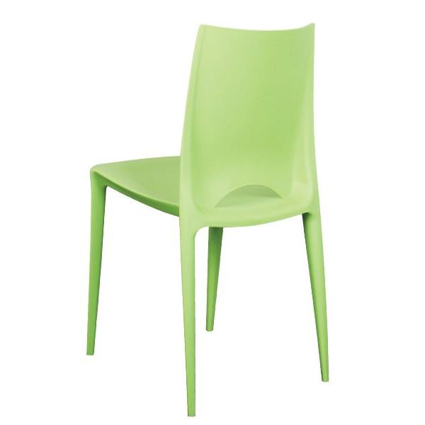 Židle LORA, plast - Z607